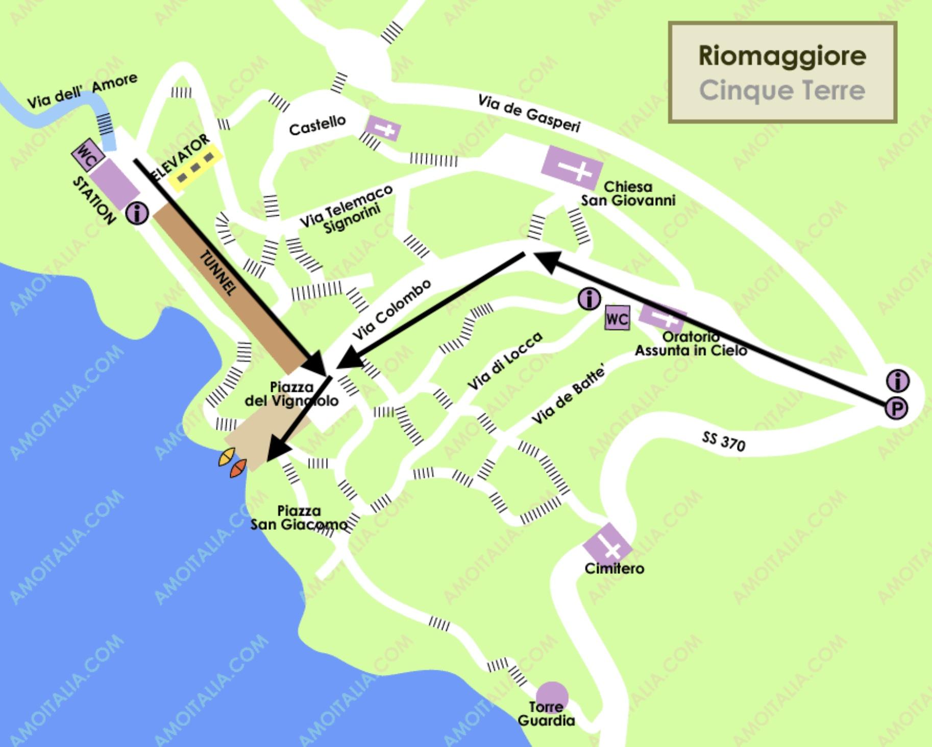 Tour in barca Cinque Terre Portovenere