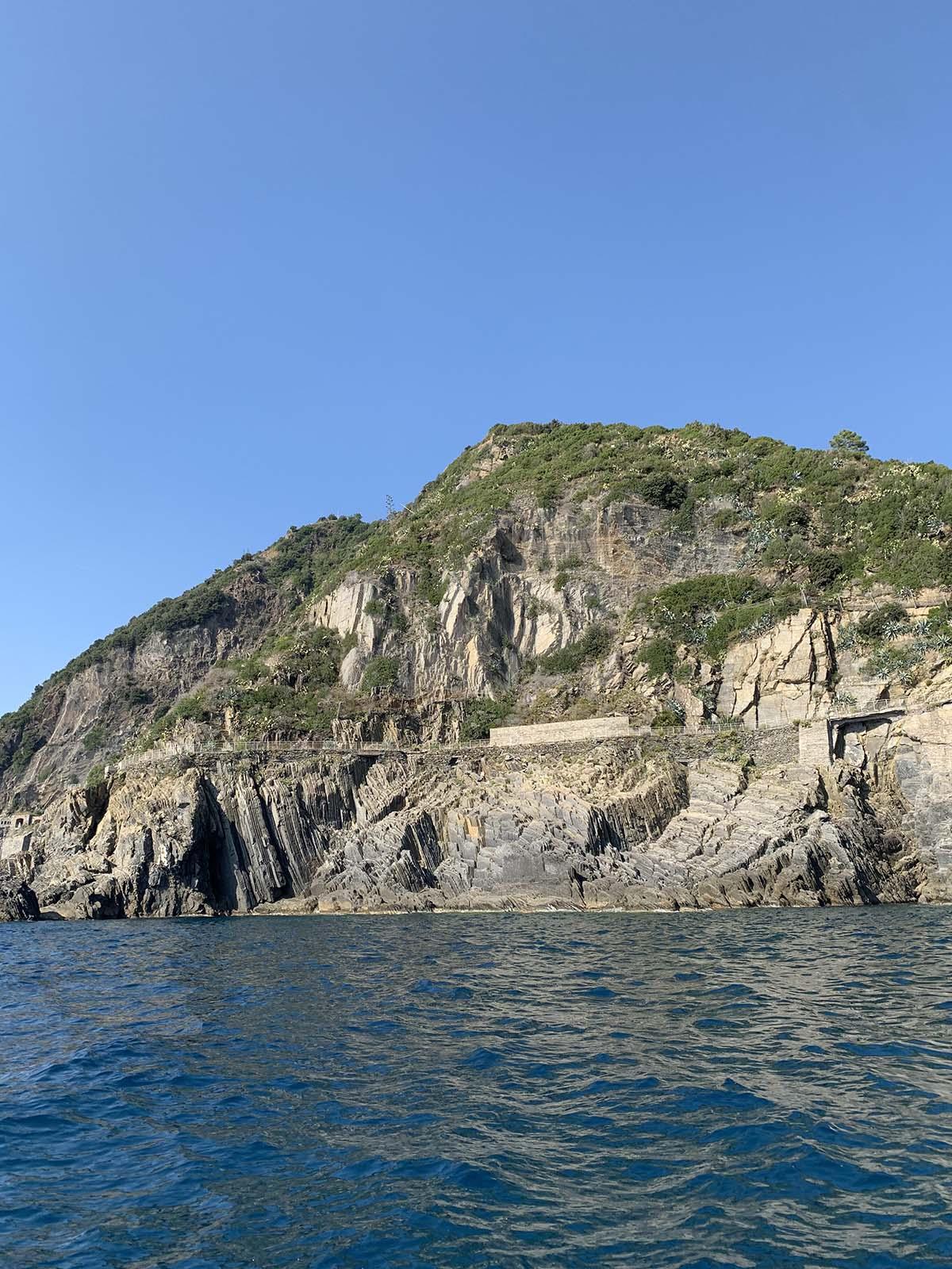 ECO Tour in barca Cinque Terre Portovenere